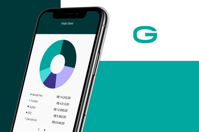 Baixe o nosso app e descubra uma nova experiência em investir conosco.